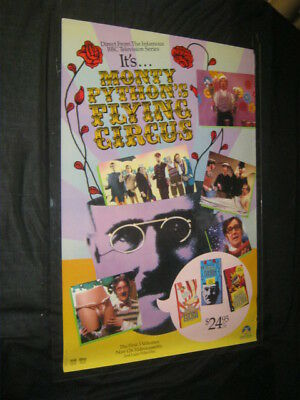 Original MONTY PYTHON'S FLYING CIRCUS Video Release #2