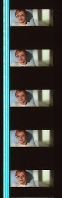 The Man Who Fell to Earth David Bowie 35mm Film Cell strip very Rare e152