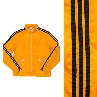 Kids Boys Youths Vintage Adidas Cagoule Rain Jacket Lightweight Mod 6 - 8 Years