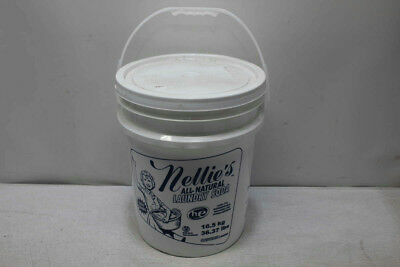 Nellie's All‑Natural Laundry Soda ‑ 1100‑Load Bucket