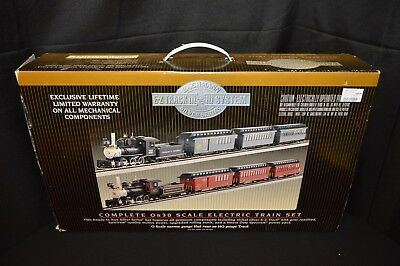 Bachmann On30 Colorado & Southern Narrow Gauge Express Set #25002