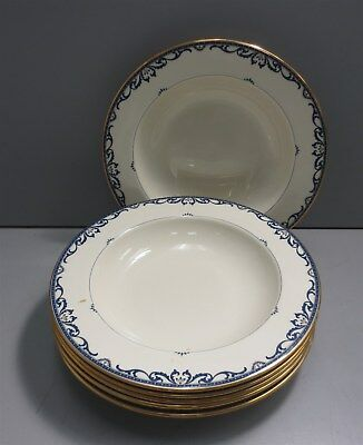 Lot of 8 Lenox Liberty Presidential Collection Bowls