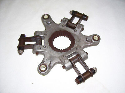 Vintage Arctic Cat Snowmobile 1972 Ext NOS Clutch Spider Assembly Artic