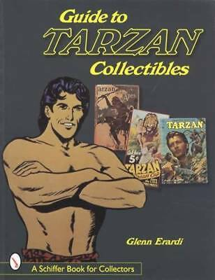 Price ID Guide to Vintage Tarzan Collectibles - Comics, Games, Books, Etc