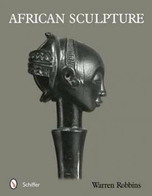 African Sculpture book Ashanti Bambara Art Carving MORE