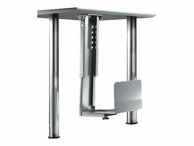 NEW! Newstar CPU-D200BLACK Under Desk Pc Mount Suitable Pc Dimensions  Height: 3