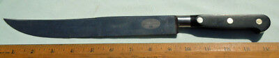 "EKCO Ancienne Maison 9-1/4"" Carving Knife Hand Forged Stainless Made in France"