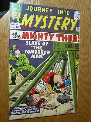 Journey into Mystery #102 F+ first appearance Hela and Sif