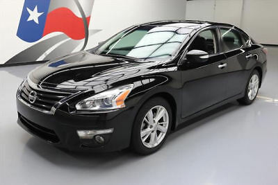 2014 Nissan Altima  2014 NISSAN ALTIMA 2.5 SL SEDAN HTD LEATHER SUNROOF 44K #371695 Texas Direct
