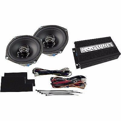 HOGTUNES 2 SPEAKER AMPLIFIER KIT 1998-2013 Street Glide & More Harley Davidson