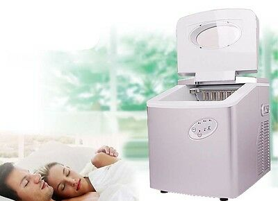 25KG/Day Commercial Carved Ice Sphere Coffee Ice Maker Home Portable Ice Machine