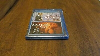 Double Feature: Scent of a Woman & Sea of Love with Al Pacino   (Blu-Ray)
