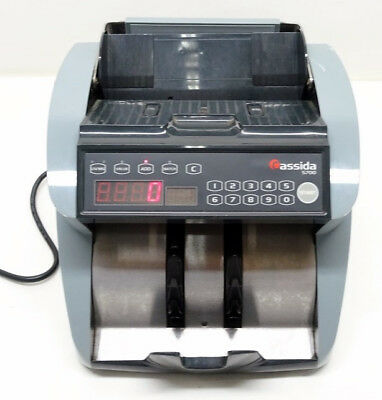 Cassida 5700 Professional Grade Currency Counter 2/B44167A