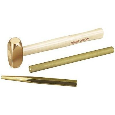 OTC 4606 Brass Hammer and Punch Set