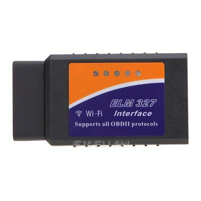 Latest Version V1.5 ELM327 WIFI OBD2 / OBDII Auto Diagnostic Scanner  Tool E0Xc