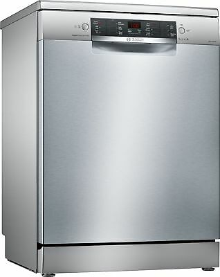 Bosch 60cm Series 6 Freestanding Dishwasher SMS66MI02A