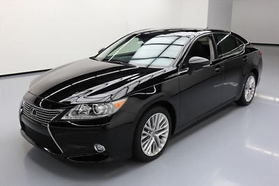 2015 Lexus ES Base Sedan 4-Door 2015 LEXUS ES350 ULTRA LUXURY PANO SUNROOF NAV 58K MI #186887 Texas Direct Auto