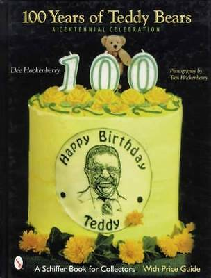 100 Years Teddy Bears Collector Pirce ID Guide incl Steiff, Roosevelt & More