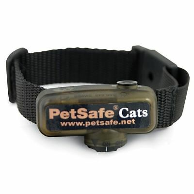 PetSafe  para Deluxe In-Ground Cat Fence hasta 29 cm Color: Negro Plástico