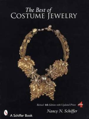 Best of Vintage Costume Jewelry Collector Guide - Rare Items from Famous Makers