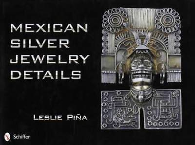Mexican Silver Jewelry Collectors Guide ID & Values - Sterling Taxco 1150 Pieces
