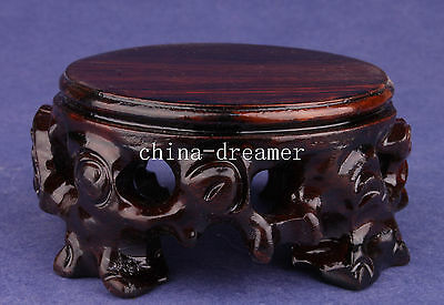 Advanced Exquisite Wood Showpiece Pedestal Base Stand Collection