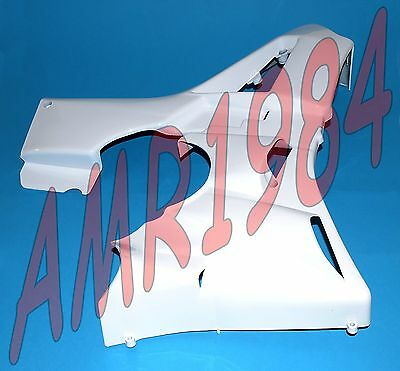 Side Fairing Engine Right Malaguti White Mistral For Fifty Top From 1990