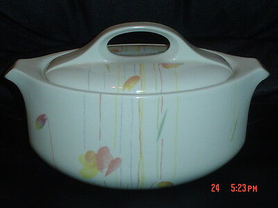 Midwinter Staffordshire Style CALYPSO Lidded Serving Dish Tureen