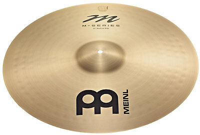 "Meinl Cymbal M-Series Medium Ride 20"" MS20MR - Made In Germany - New!"