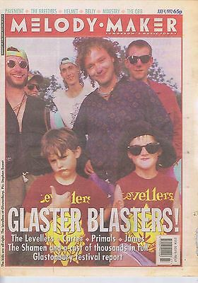 LEVELLERS / PAVEMENT / BREEDERS / MINISTRY / BELLYMelody MakerJul41992