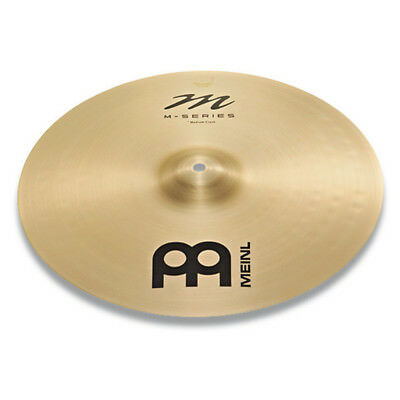 "Meinl Cymbal M-Series Medium Crash 16"" MS16MC - Made In Germany - New!"