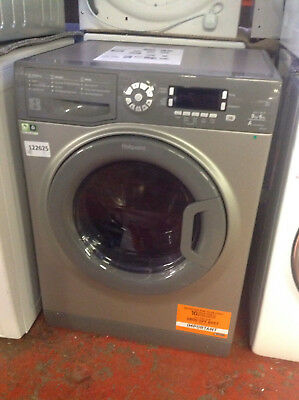 Hotpoint Ultima FDD9640G 9Kg / 6Kg Washer Dryer with 1400 rpm - Graphite #122625