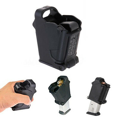 Universal Speed Loader Pistol Magazine / Unloader 9mm 10mm 45ACP