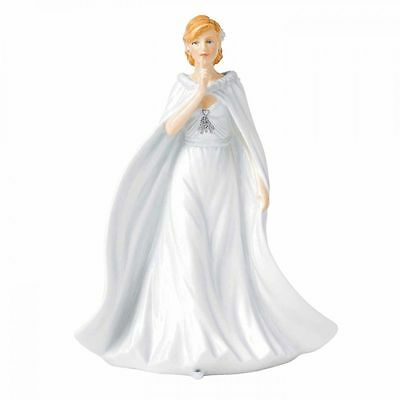Royal Doulton Figurine Silent Night Hn 5700 New And Boxed
