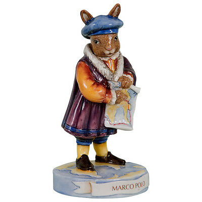 Royal Doulton Bunnykins Marco Polo Db 414 Limited Edition And Boxed
