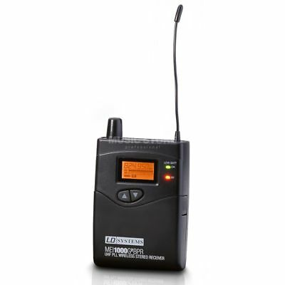 LD-Systems LD-Systems - MEI 1000 G2 BPR BodyPack Receiver