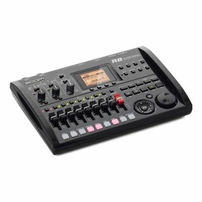 Zoom Zoom - R8 Recorder + Interface,Controller,Sampler