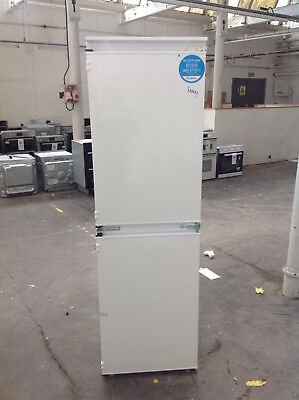 *Candy CKBBF50 Integrated 50/50 Fridge Freezer - White #122671