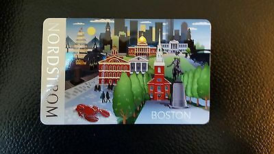 Special Nordstrom Boston City Gift Card No Value