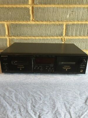 Sony Tc-we475 Cassette Deck