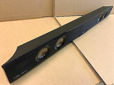S48a USED BUSH 200W 2.1 DTS SOUNDBAR WITH SUBWOOFER AND BLUETOOTH NO REMOTE A6S