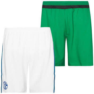FC Schalke 04 adidas Spieler Short Player Issue Shorts Bundesliga S M L XL XXL