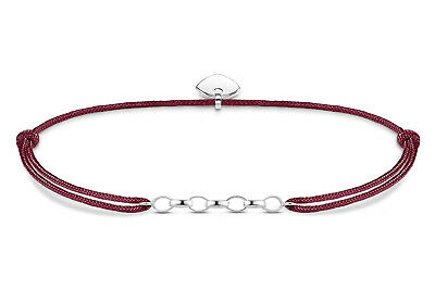 THOMAS SABO Schmuck Charm-Armband Little Secret Rot LS051-173-10-L20v