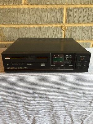 Philips CD 160 Compact Disc Player.99p Auction