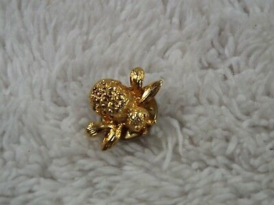 Goldtone BEE Pin (C3)