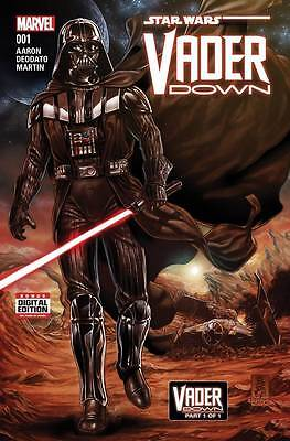 VADER DOWN #1 STAR WARS OFFER PRICE MARVEL NEAR MINT 1st PRINT BAGGED & BOARDED