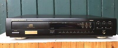 Marantz CD player 63 MkII KI signature With Remote and original instructions