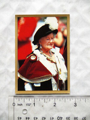 1991 Panini sticker Royal Family No. 38 Queen Mother