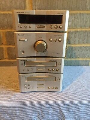 Technics Hd-310 Hi/Fi
