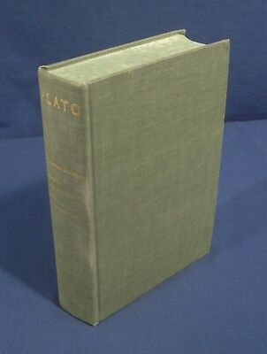 The Collected Dialogues of Plato including the Letters Bollingen Series LXXI HC
